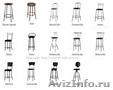 """Барные стулья """"Ампир бар"""" и другие модели. - Изображение #2, Объявление #1581584"""