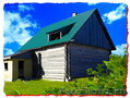 Дом, участок, Красное Село, 1 км, деревня Михайловка, Объявление #1589222