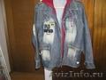 Подростковая джинсовая куртка. Италия - Изображение #4, Объявление #1586602