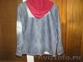 Подростковая джинсовая куртка. Италия - Изображение #5, Объявление #1586602