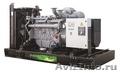 Дизельные электростанции с двигателем Perkins мощностью от 8кВт до 1800кВт