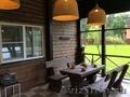 Выходные и праздники в новом стильном двухэтажном доме с БАНЕЙ на дровах  - Изображение #2, Объявление #1599043