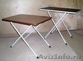 Столы складные 50х75 см