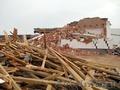 Демонтаж частных домов и вывоз мусора