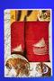 Полотенца махровые  в подарочной упаковке оптом (2 шт)