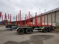 Новый прицеп-сортиментовоз АПС 854000 г/п 35, 5 тонн.